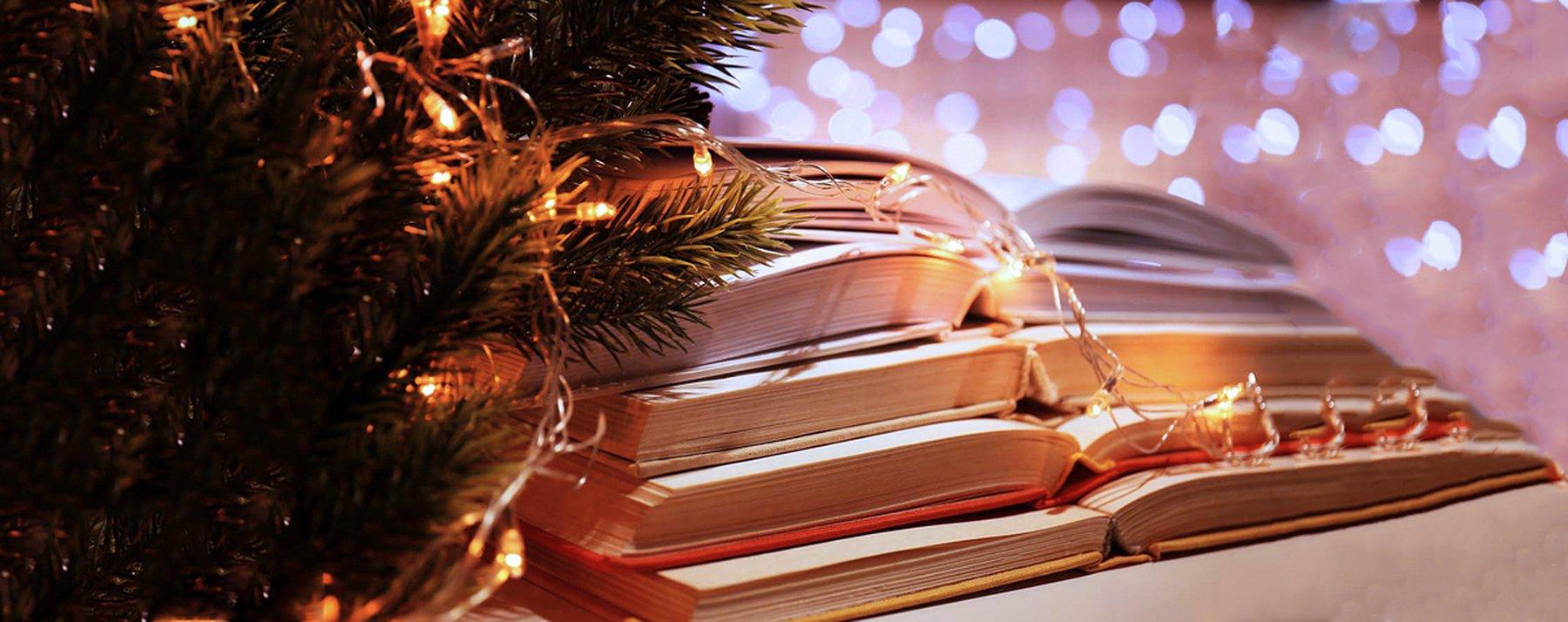 Как подготовиться к Новому году. Идеи из хороших книг : Статья : ПКПБ им. А. М. Горького : pgpb.ru
